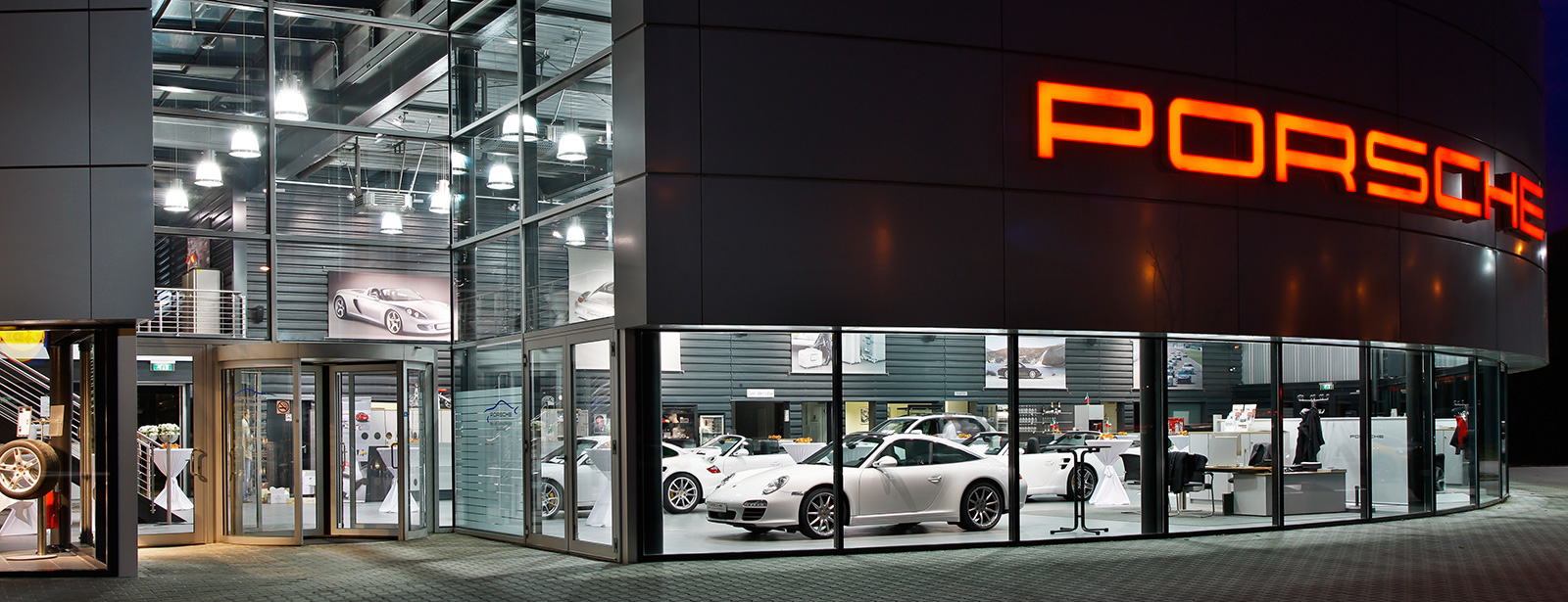 Porsche Centre Regensburg